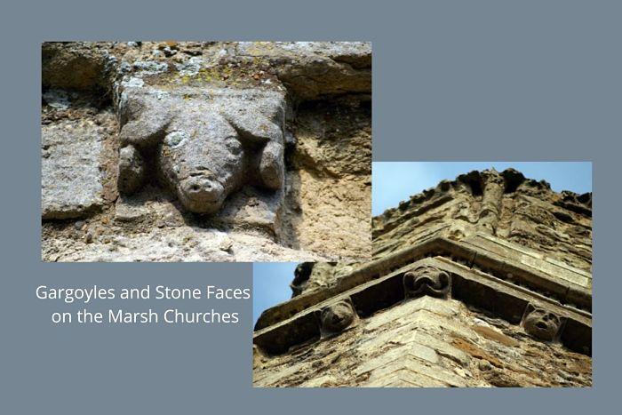 Gargoyles & Stone Faces